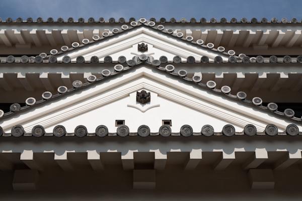 Matsuyama-jo Dach2