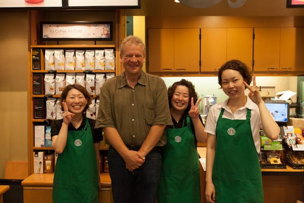 Starbucks-Abschied