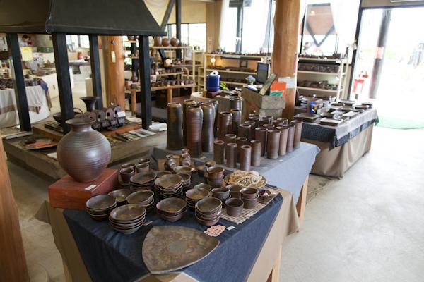 Kanayama Pottery Shop
