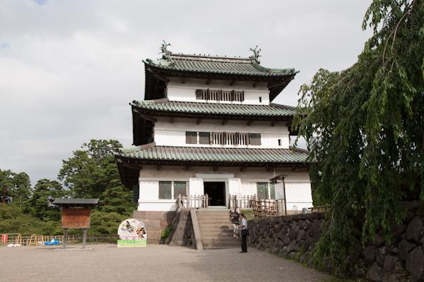 Hirosaki-Donjon