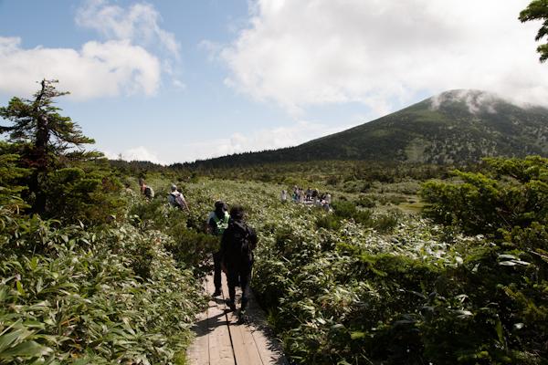 Hakkoda-Wanderung 2