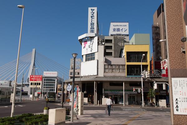 Aomori-Bausünden