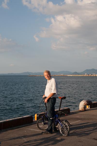 Thom an der Aomori-Mole
