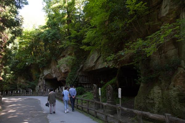 Felshöhlen