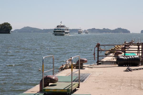 Matsushima-Schiffe