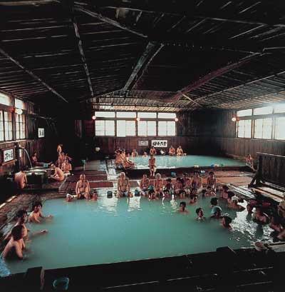 Sukayu Onsen - Altes Bad